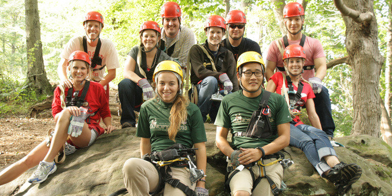 Hocking Hills Zipline Canopy Tour | Annex at River South Apartments