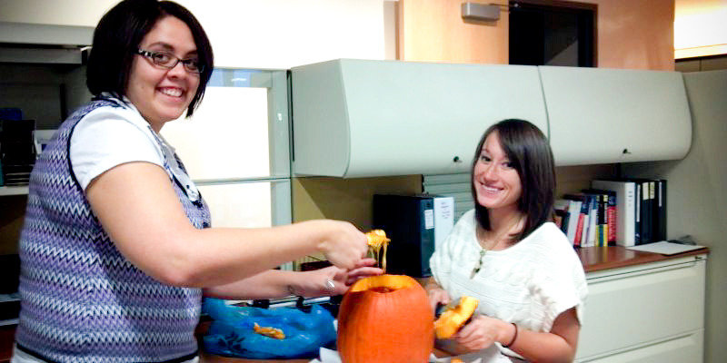 Pumpkin Carving at Corporate | Lifestyle Communities