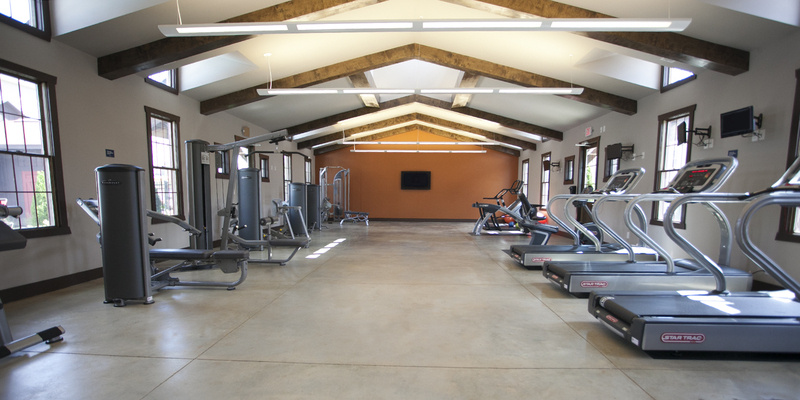 The Mill at Georgetown Apartments | Fitness Center