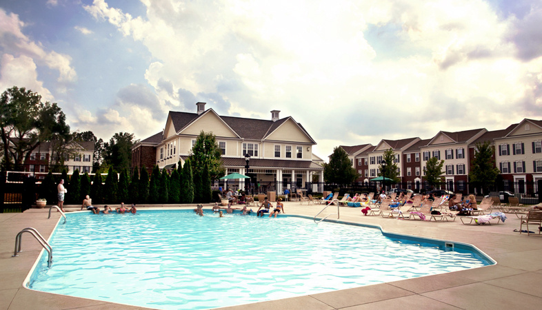 Good Life_Summer at Preserve Crossing Pool in Gahanna, OH
